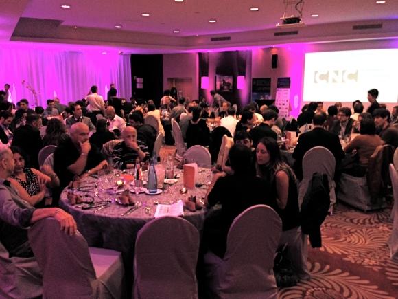 Gala Dinner at Marseille WebFest 2013